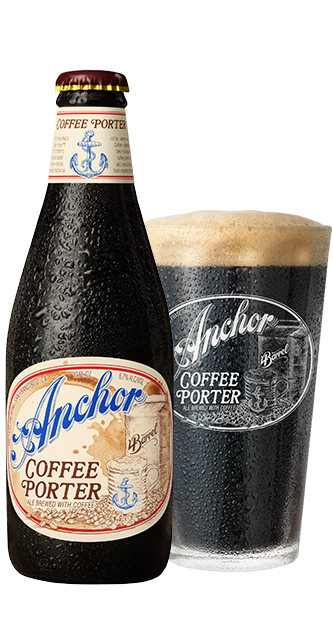 Anchor Coffee Porter Bottle