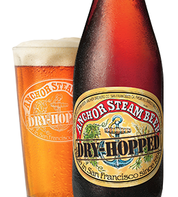 "Anchor Dry-Hopped Steam Beer<span class=""reg"">™</span>"