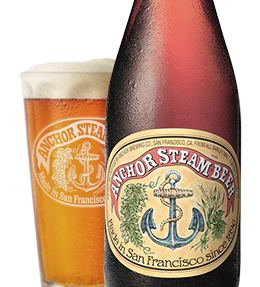"Anchor Steam<span class=""reg"">®</span> Beer"