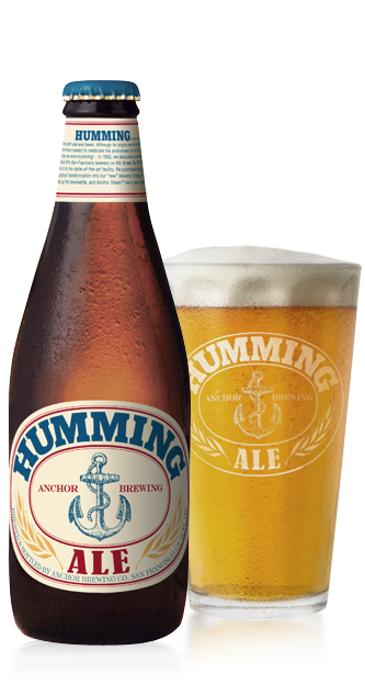 Humming Ale Beer Bottle