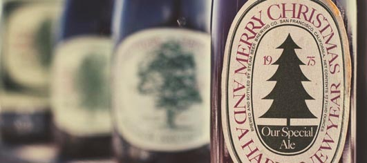 """Storing Anchor Christmas Ale in a cellar for future enjoyment is a one of the topics in this edition of """"Ask Bob Brewer."""""""