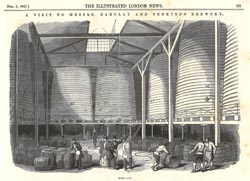 The Great Vats of Barclay Perkins, 1847