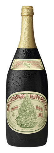 by dave burkhart anchors - Anchor Brewing Christmas Ale