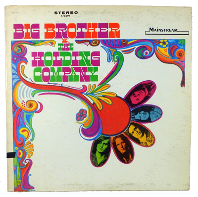 02-Big-Brother-and-the-Holding-Company-First-Record-Front