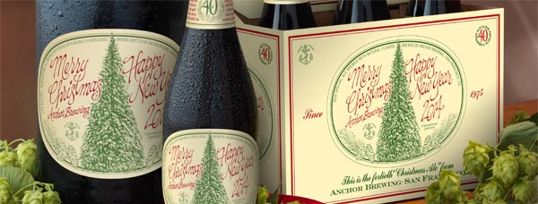 Magnanimous Magnums The Story Of Anchorschristmas Ale Magnums Anchor Brewing Blog