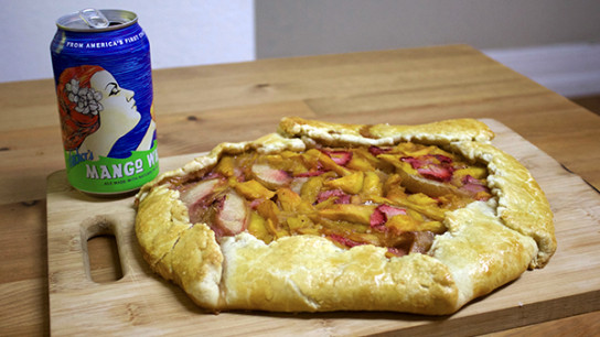 Mango Wheat Galette- finished_blog