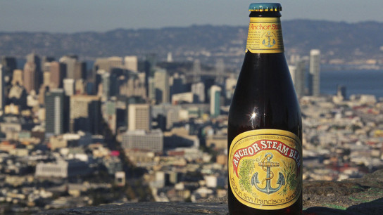 San Francisco's Anchor Steam