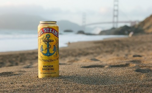 Anchor Steam Cans