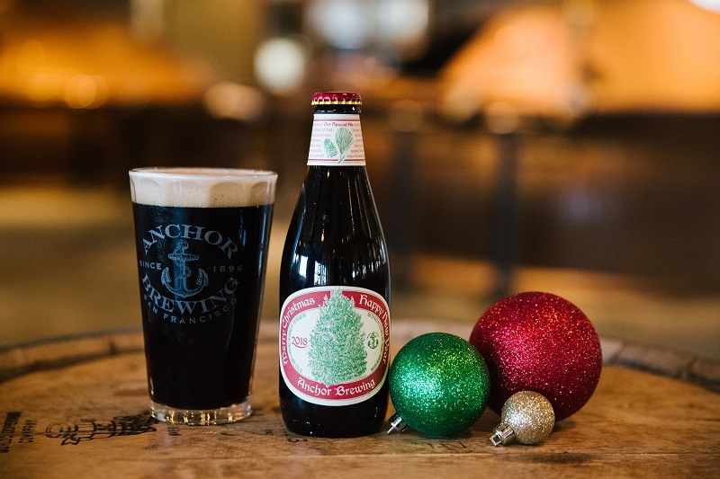 Anchor Christmas Ale 2018