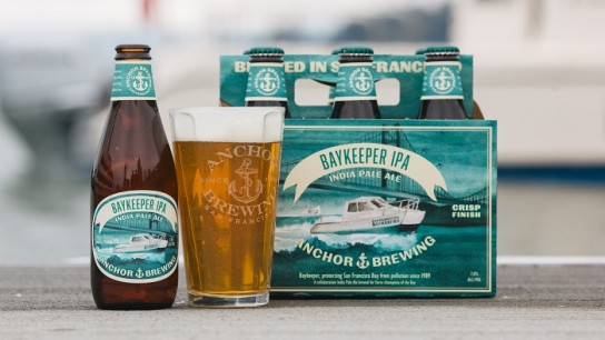 Anchor Baykeeper IPA