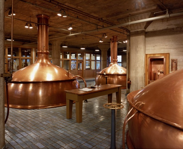 anchor copper brewhouse